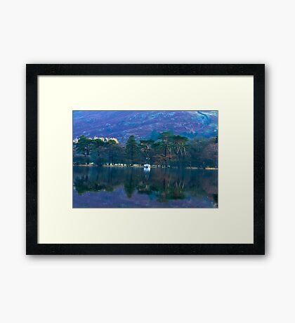 A Days Sailing Framed Print