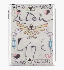 Link ♥ Zelda iPad Case/Skin