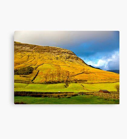 Wasdale Head - Lake District Canvas Print