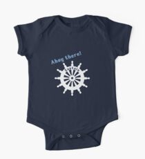 Ahoy there captain! Kids Clothes