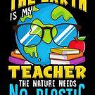 Earth Teacher Science Geschenkidee von phoxydesign