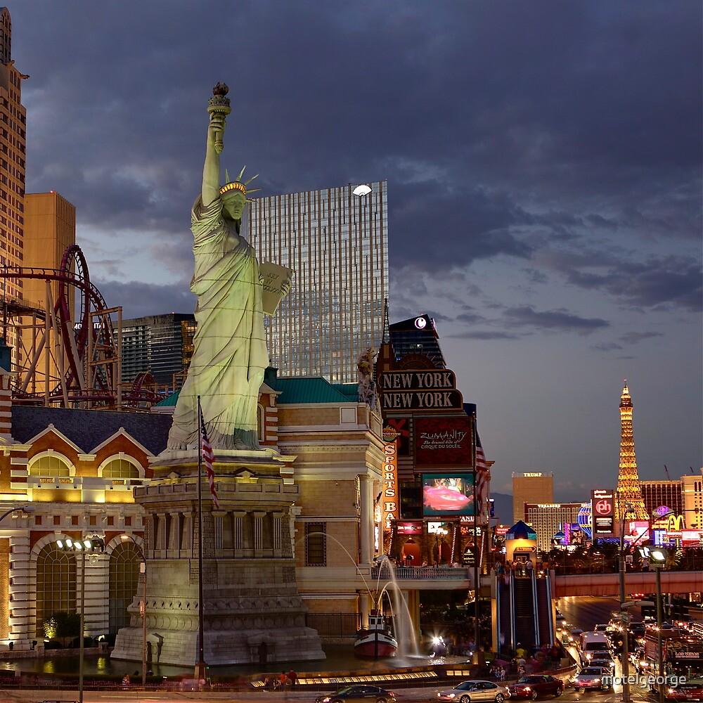 Prop City, The Las Vegas Strip by motelgeorge