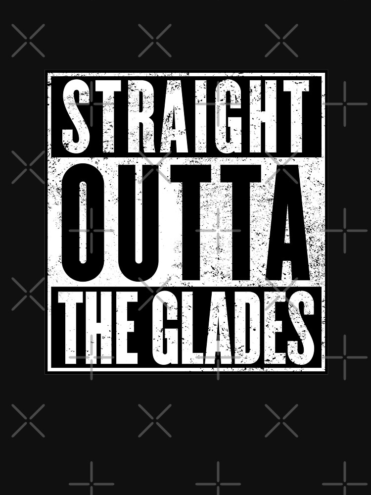 Straight Outta The Glades by digital-phx