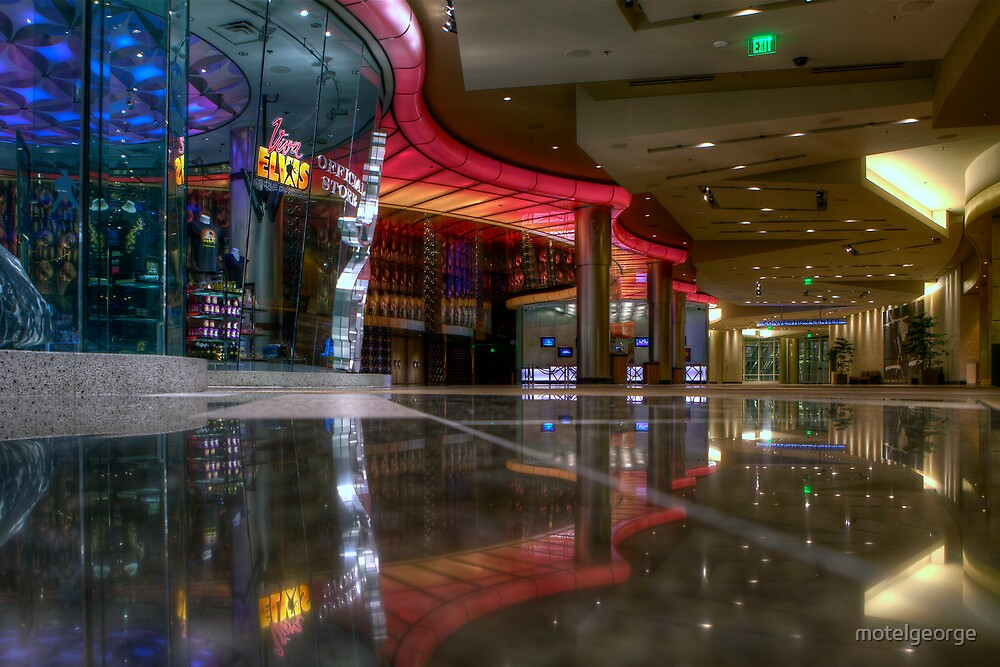 Elvis Giftshop Aria Promenade Las Vegas by motelgeorge