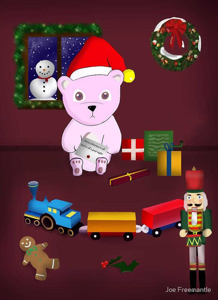 Christmas Bear  by Joe Freemantle