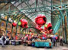 The Apple Market - Covent Garden, London - HDR by Colin  Williams Photography