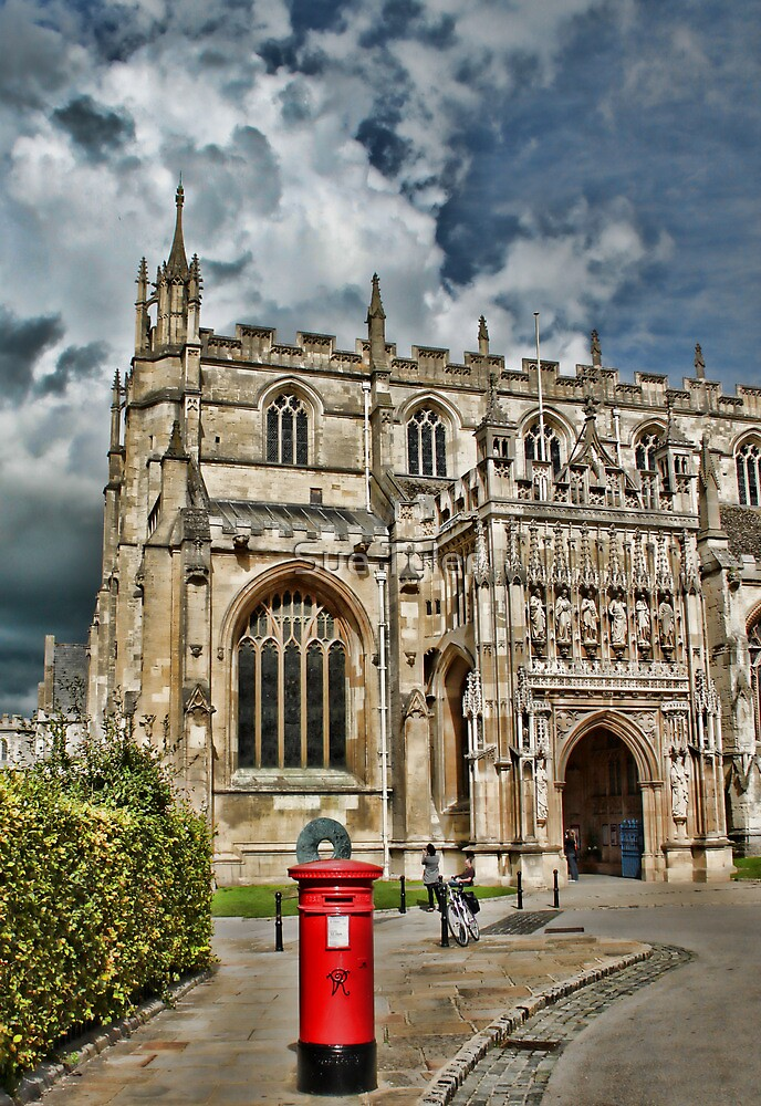 Gloucester Cathedral by Sue Tyler