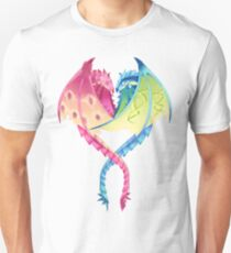 Monster Hunter Valentine  Unisex T-Shirt