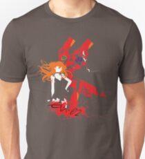 Evangelion Unit-02 Unisex T-Shirt