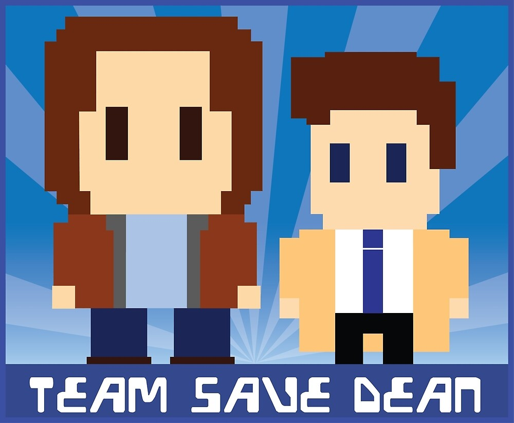 Team Save Dean by hellhoundpit