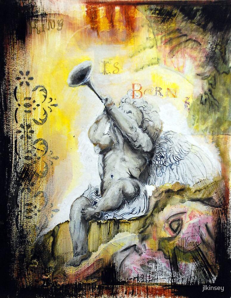 Annunciation I by jlkinsey
