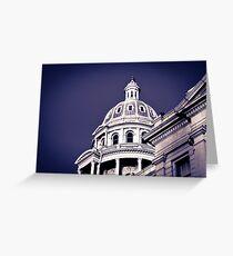 Denver State Capitol Building Greeting Card