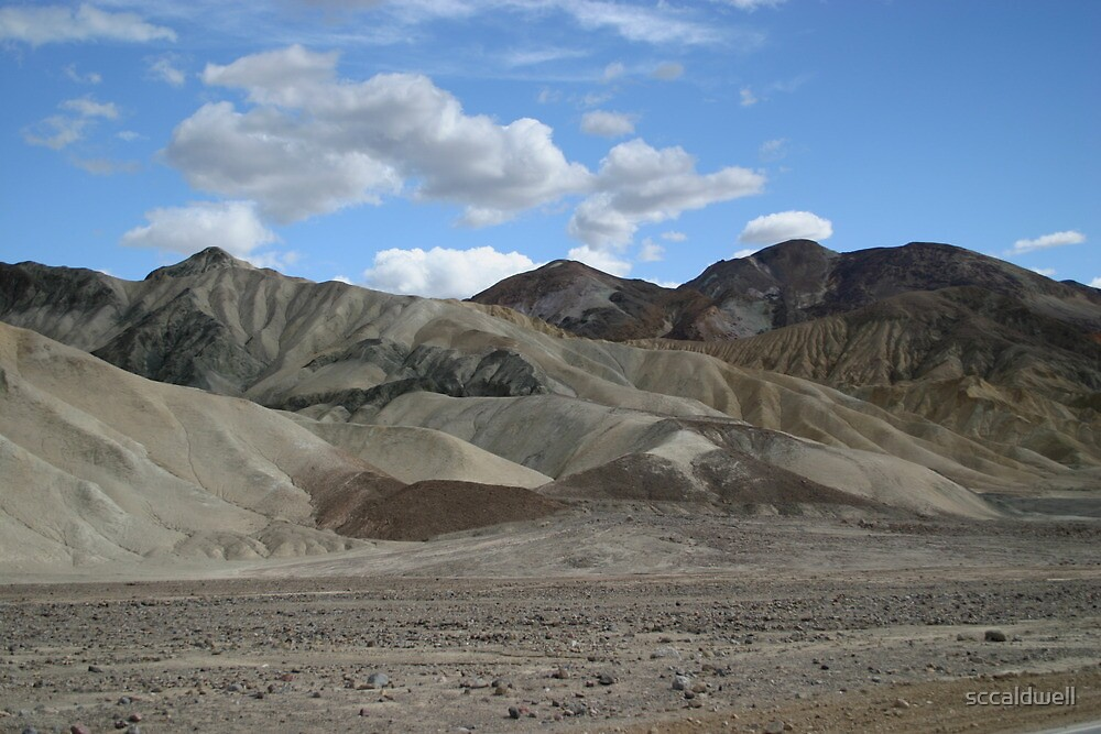 Death Valley National Park, California by sccaldwell