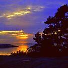 Sunrise in the Georgian Bay by Bertspix1