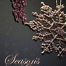 Season's Greetings by Victoria DeMore