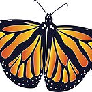 Monarch Butterfly by feliciasdesigns