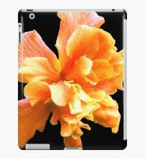 Double Orange Hibiscus iPad Case/Skin