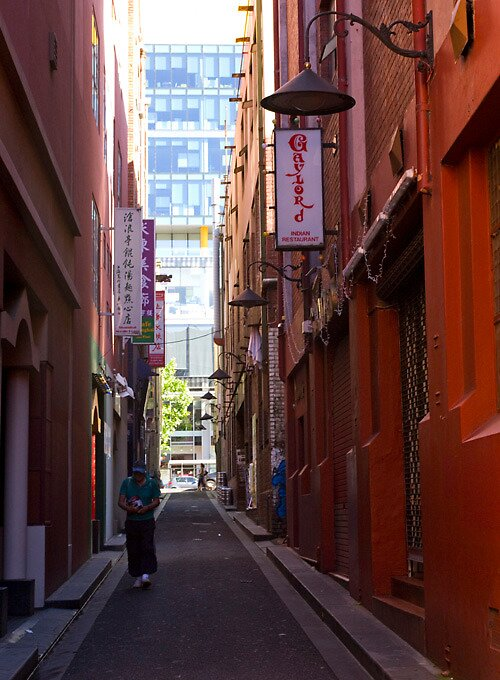 Lost in Melbourne Laneways I by liza1880