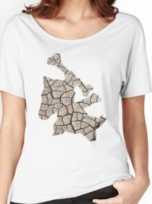 Marowak used earthquake Women's Relaxed Fit T-Shirt