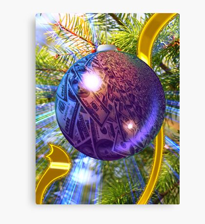 For Your Joyous Holiday Canvas Print