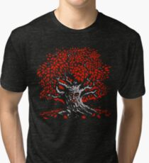 Winterfell Weirwood Tri-blend T-Shirt
