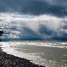 Sunrise - Presqu'ile Provincial Park, Brighton, ON (2) by LisaPiellusch