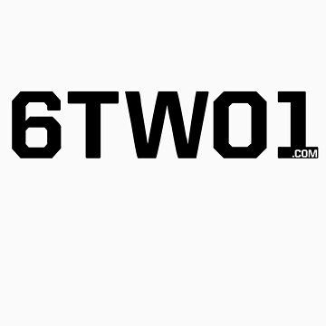 Black 6TWO1 by 6two1