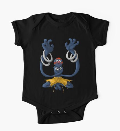 Sesame Street Fighter: Grhalsim Kids Clothes