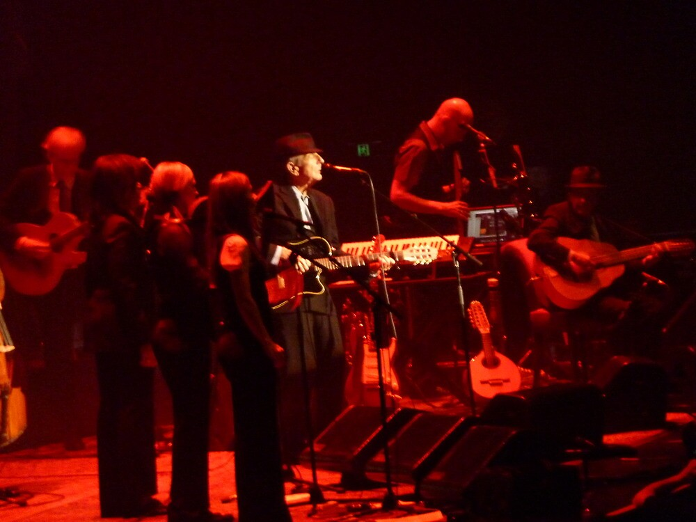 Dance me to the end of love - Leonard Cohen, Hobart, Tasmania by RainbowWomanTas
