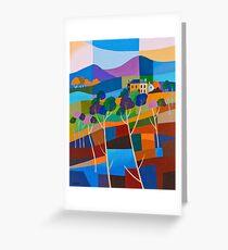 RICHMOND VIEW II, TASMANIA Greeting Card