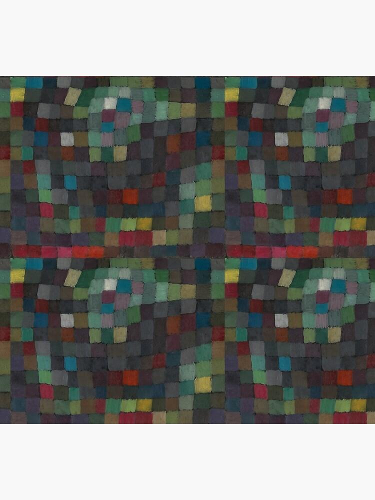 Paul Klee Detail by bluespecsstudio