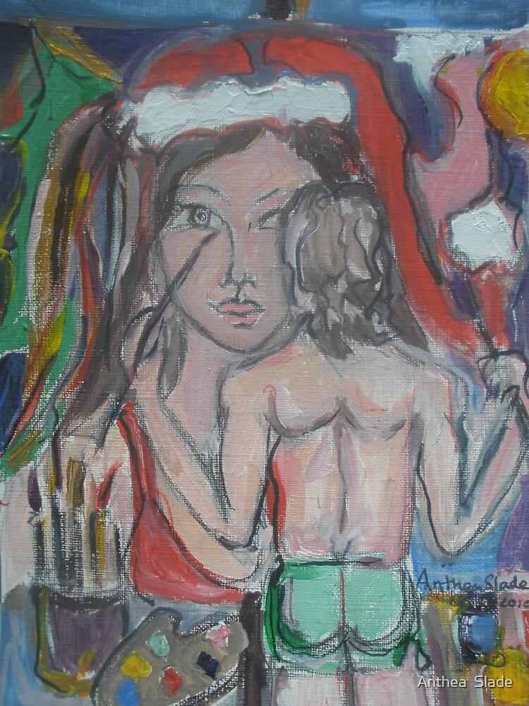 Christmas Creative by Anthea  Slade