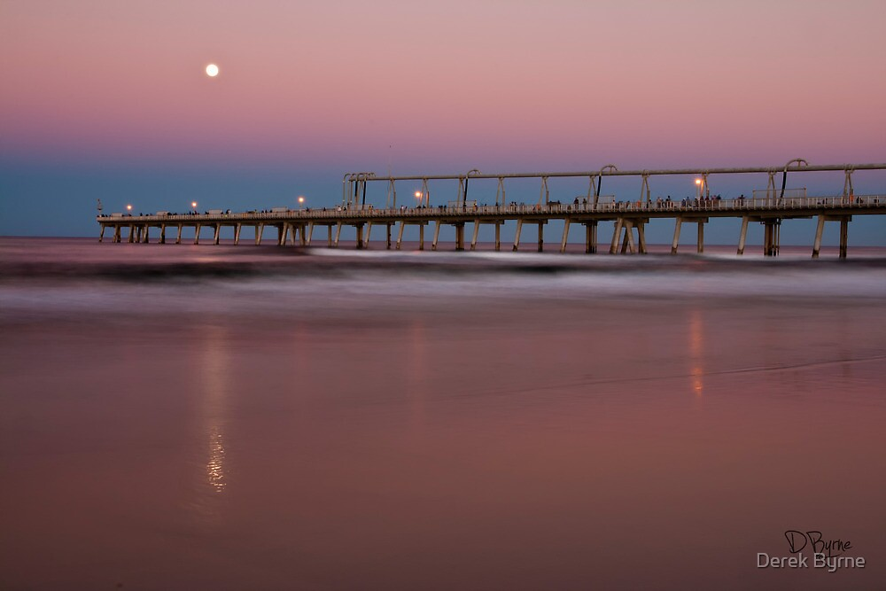 Pumping Jetty by D Byrne