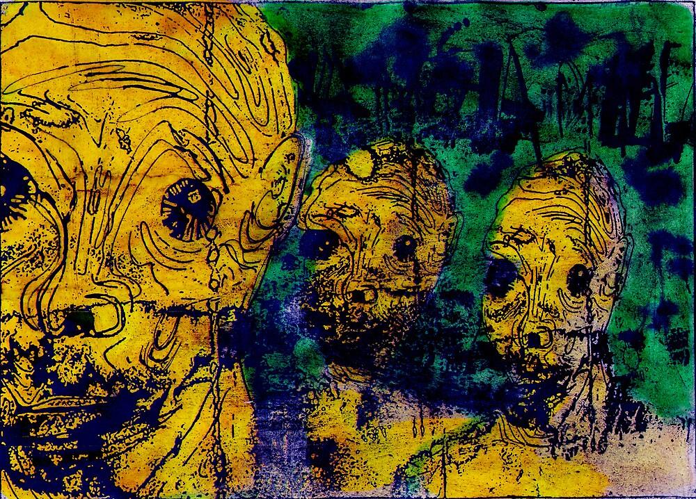 The Three by juliansamiloff