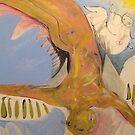 Icarus Falling by Jeffrey DeVore