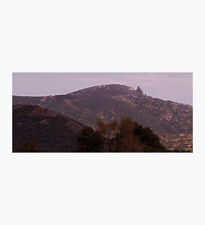 Chateau de Quéribus Photographic Print