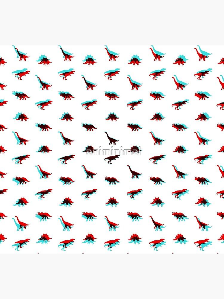 Dinosaur 3D by animinimal
