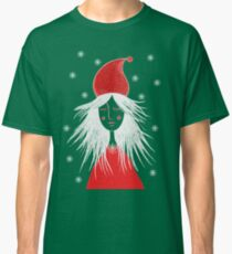 Girl is ready for Christmas. Xmas is here. Christmas fairy Classic T-Shirt