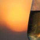 Sunset Bubbly by Lisa Baumeler