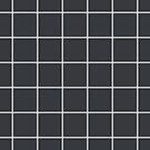 Grid pattern on dark blue by by-jwp
