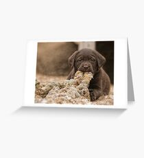 Dope With a Rope Greeting Card