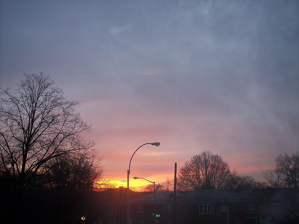 Sunrise by Nella Khanis