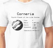 Star Fox -- Corneria Unisex T-Shirt