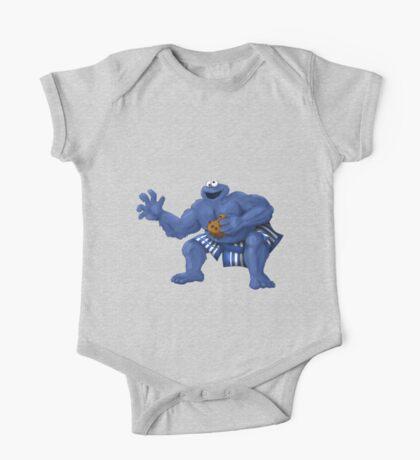 Sesame Street Fighter: C. Monda Kids Clothes