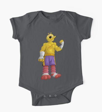 Sesame Street Fighter: Big Bagat Kids Clothes