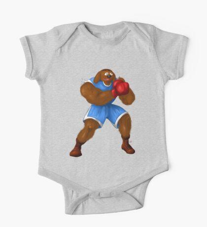 Sesame Street Fighter: Baldog Kids Clothes