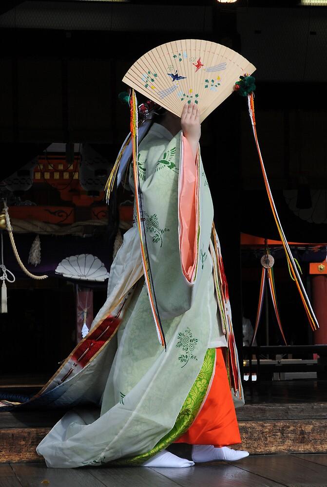 Shinto Ceremonie, JAPAN by eshirin