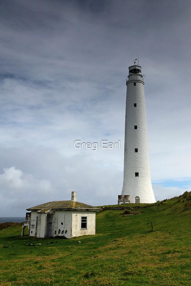 Cape Wickham Lighthouse by Greg Earl
