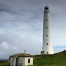 Cape Wickham Lighthouse by Greg Earl