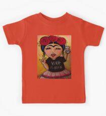 Frida Rocks / Frida Roquera Kids Tee